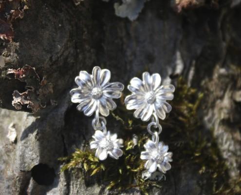 """Ohrstecker """"Blüten"""""""